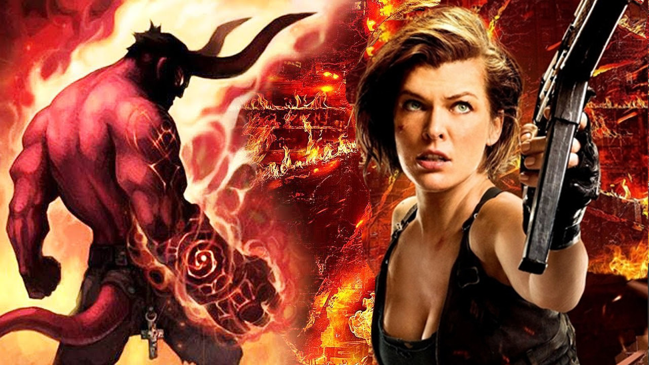 Hellboy Reboot Casts Milla Jovovich as the Blood Queen. David Harbour replaces Ron Perlman as Hellboy, a powerful Cambion working for the Bureau for Paranormal Research and Defense (B.P.R.D.).