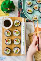 Wiosenne sushi