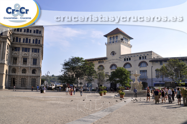► 03 - MSC Opera - Miércoles - La Habana Vieja, un recorrido por sus emblemáticas calles.