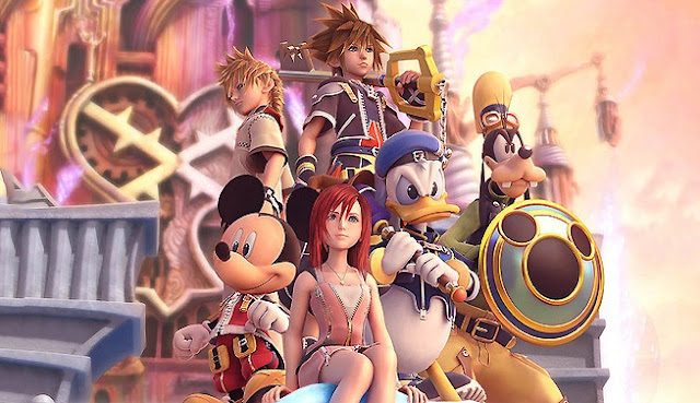 """Kingdom Heart III"" Game nhập vai nhân vật Disney 2019"
