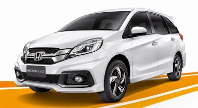 Harga Honda Mobilio 2016 Jakarta Surabaya Bandung Semarang Indonesia