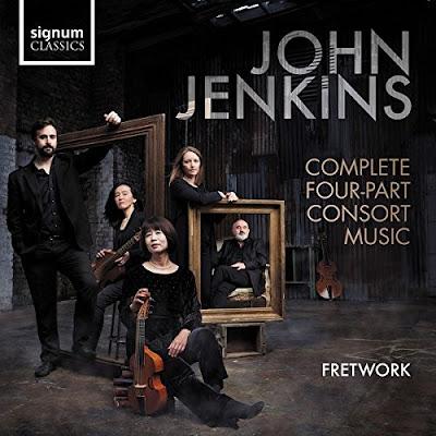 John Jenkins - Fretwork - Signum Classics