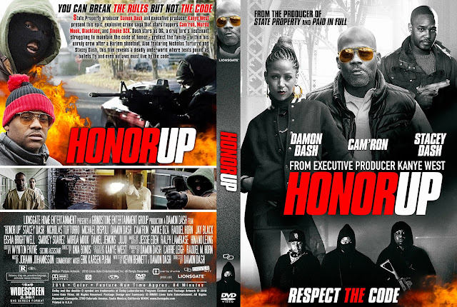 Honor Up DVD Cover