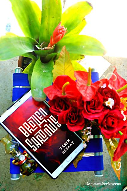 Broken Shadows by Tarek Refaat   A Book Review by iamnotabookworm!