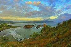 Pantai Payangan, Pantai Unik dan Romantis di Jember