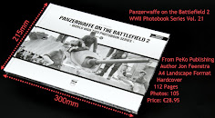 Read n' Reviewed: WWII photobook series Vol. 21 – Panzerwaffe on the battlefield 2 from PeKo Publis