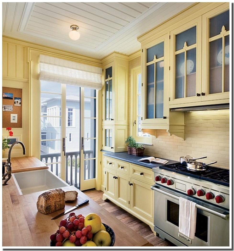 element de cuisine jaune with cuisine element. Black Bedroom Furniture Sets. Home Design Ideas