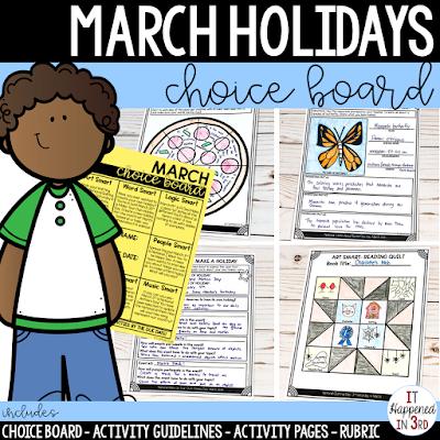 march-choice-board