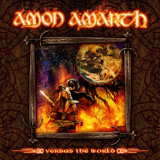 Pochette de Amon Amarth - Versus the World