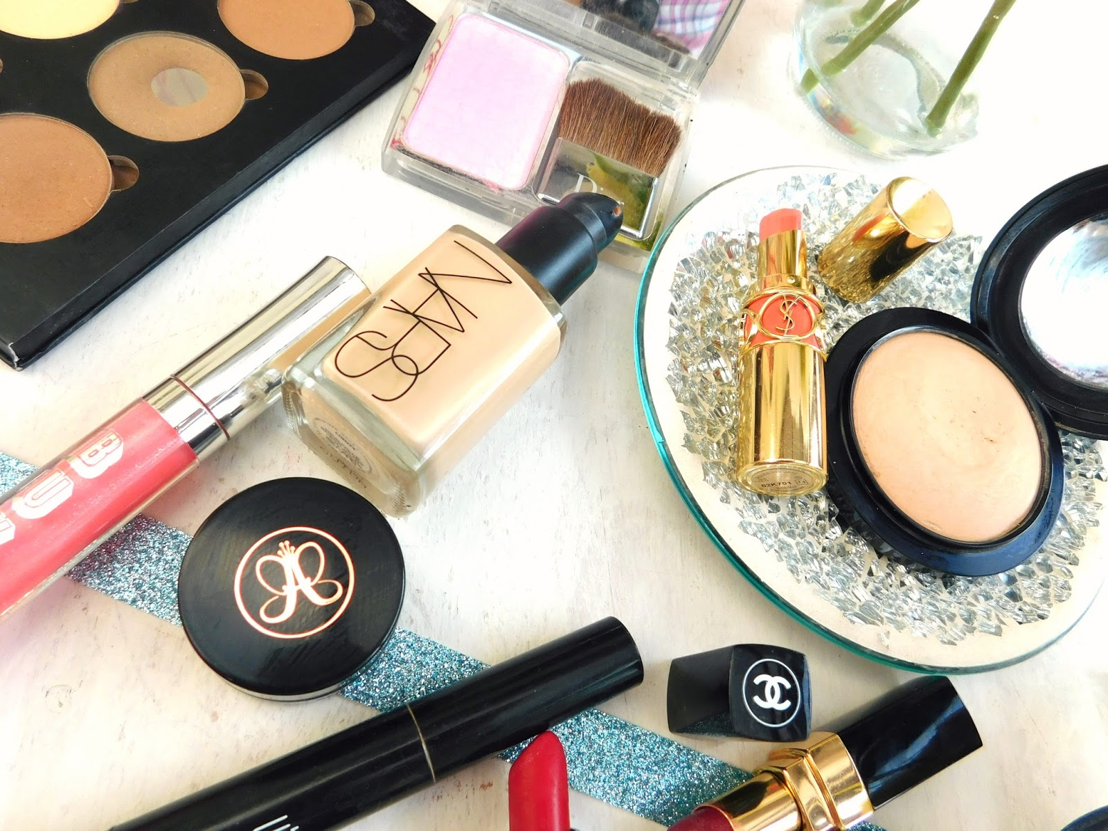 High End Beauty Favourites, Mac, Nars, Anastasia Beverly Hills, Luxury Makeup, Makeup Favourites, Dior