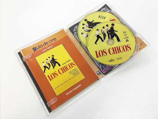 Ya a la venta 'Los chicos' en combo DVD + Blu-ray de la Filmoteca Fnacional
