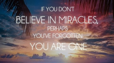 Best Miracles Sayings And Quotes Best Quotes And Sayings