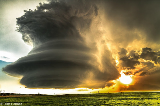 Supercell, fantastic structure