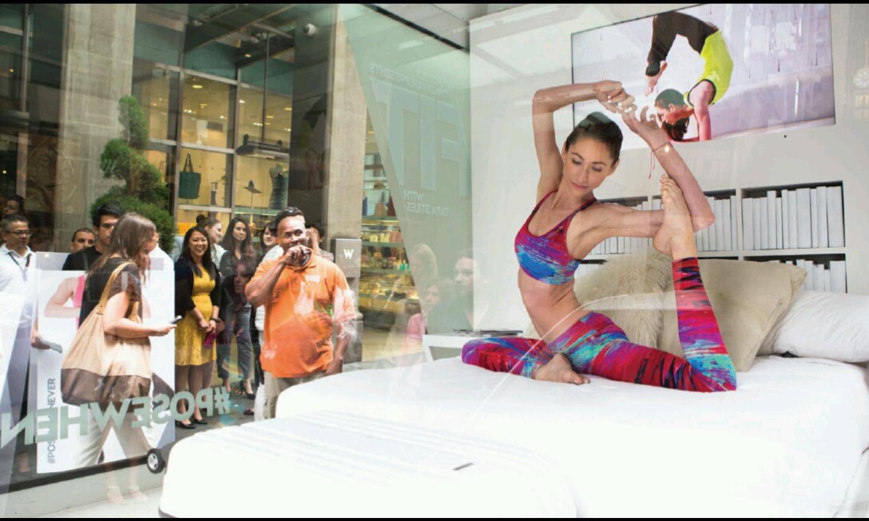 Tara Stiles, OM Yoga Magazine*