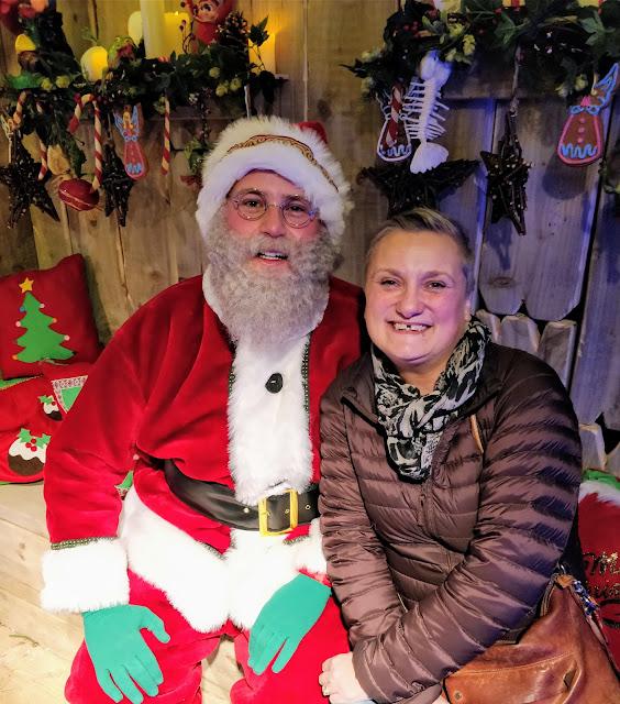 madmumof7 and Santa