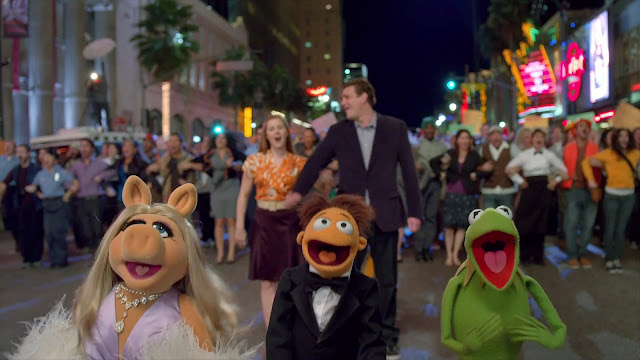 Movie Review - The Muppets (2011)