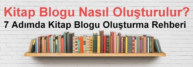 kitap blogu oluşturma, kitap blogları