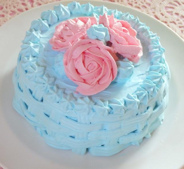 Mi pastel de crema peluda 7