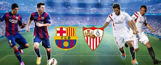 اون لاين مشاهدة يوتيوب مباراة برشلونة واشبيليه بث مباشر اليوم 12-08-2018 كاس السوبر الاسباني اليوم بدون تقطيع