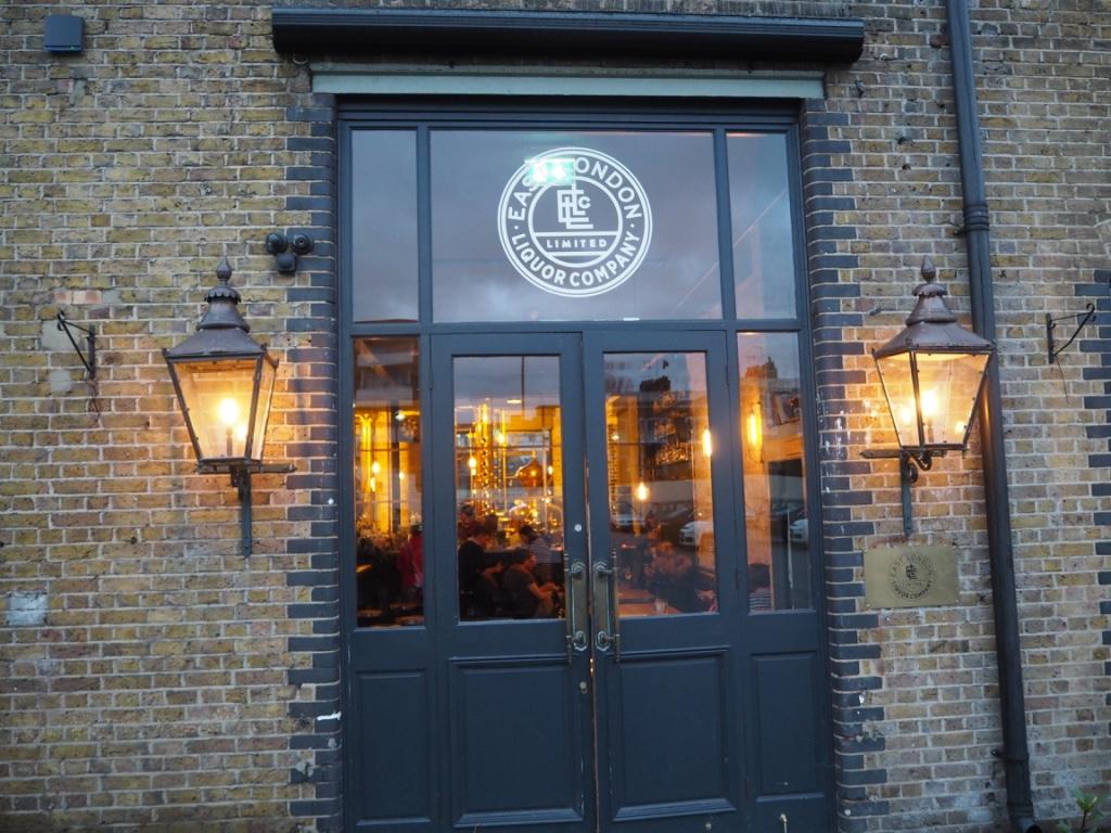 east london liquor company bar