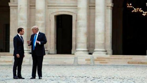 Francia a Trump: No reconozca Jerusalén como capital israelí