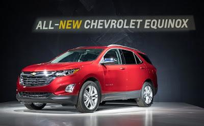 2018 Chevrolet Equinox: Premier, Examen, Diesel