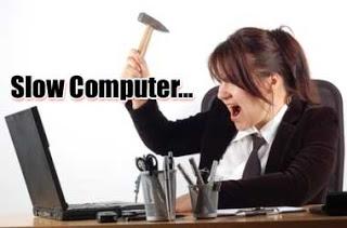 Mengatasi komputer tegang dengan muduah dan cepat