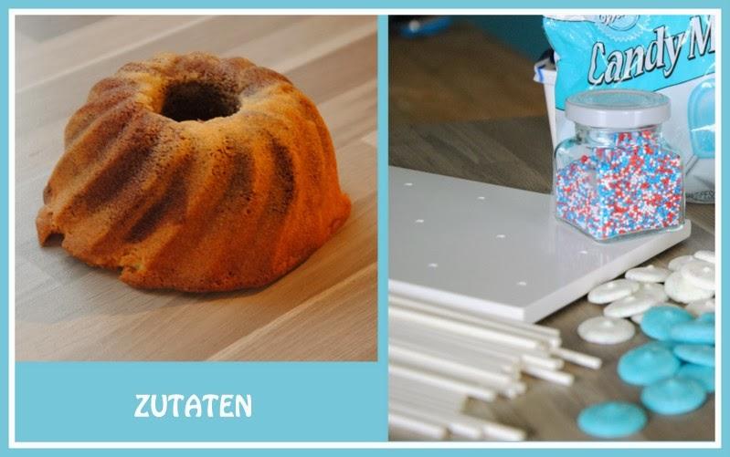 Bunte Knete Von Frl Pang Cakepops Und Ballonkuchen Rezepte Und