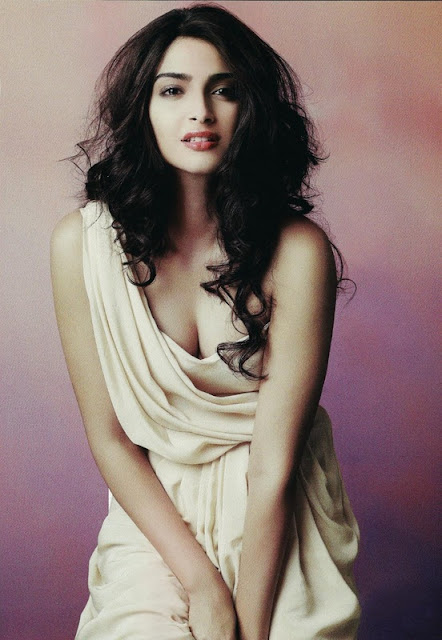 Sonam Kapoor Spicy Photoshoot