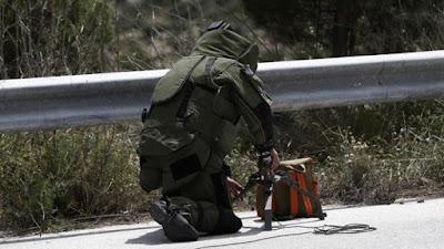 Ηγουμενίτσα: Εξουδετερώθηκε η χειροβομβίδα που είχε βρεθεί στην ΒΑΤΑΣΑ