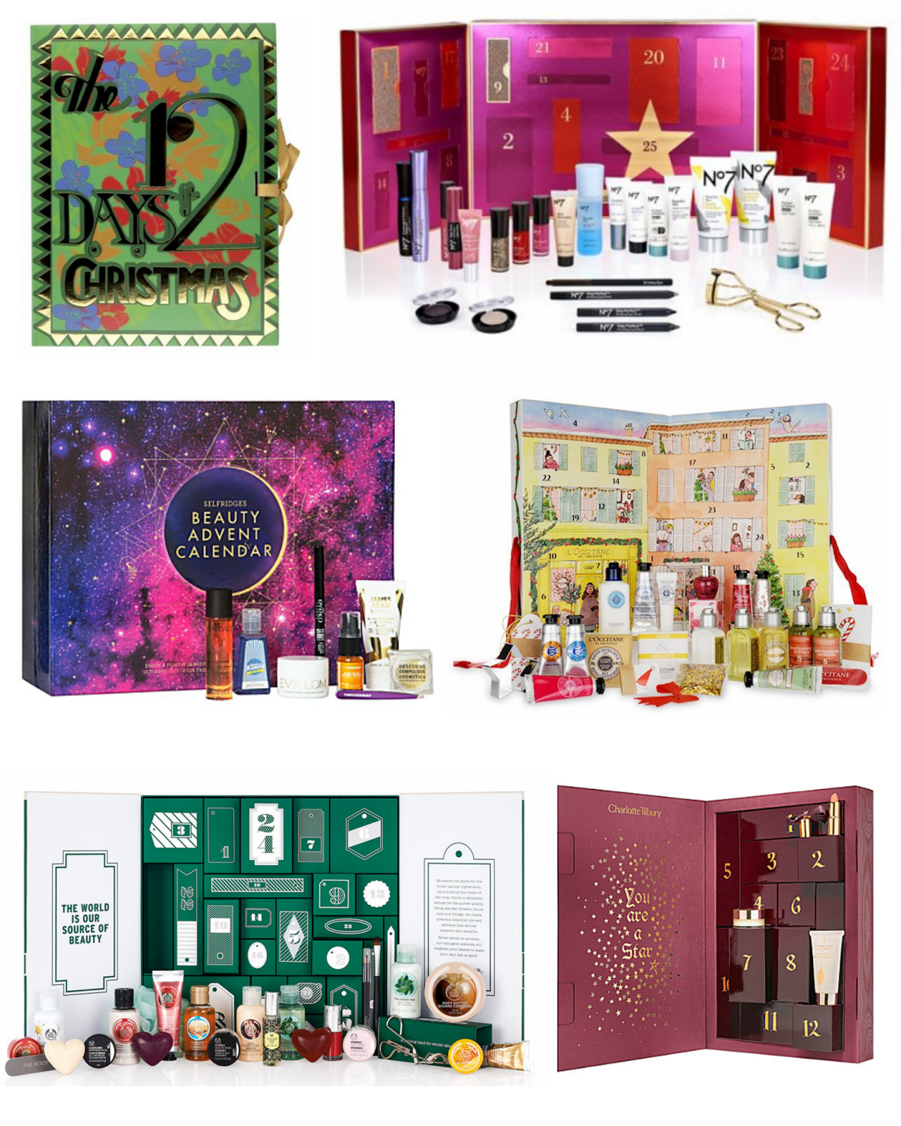 2015 BEAUTY ADVENT CALENDARS: MY TOP PICKS EYELINERFLICKS