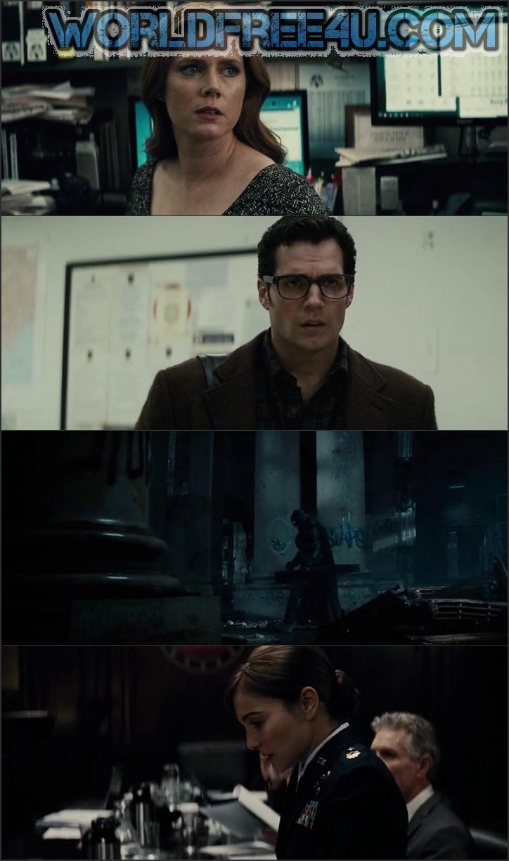 Batman v Superman: Daw...