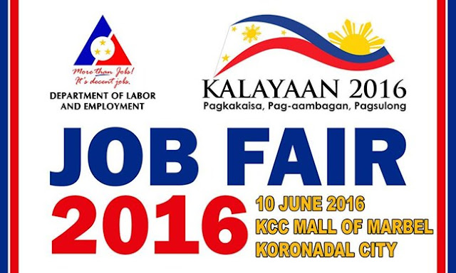 Job Fair in Koronadal City