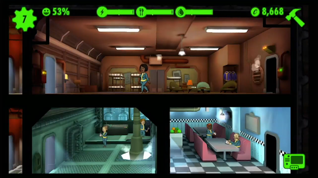 Fallout Shelter mobile app Bethesda