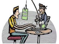 Hati - hati ketika menerima E-Mail yang mengatasnamakan Bank Ternama bisa jadi itu Phishing