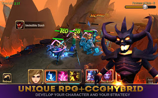 Download Game Heroes Master Mod apk v1.1.3 God Mode Terbaru Full Version