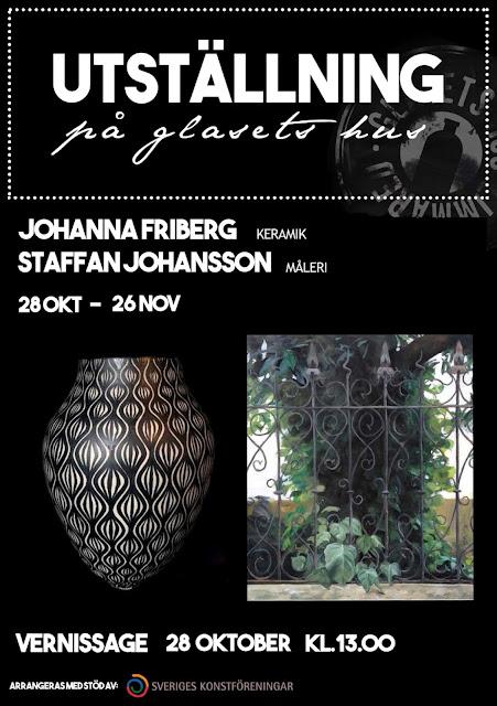 Limmared ,utställning, keramik, johanna friberg, @keramikjohanna