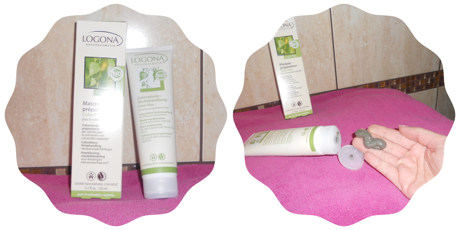 MASQUE PREPARATEUR LOGONA