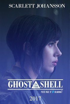 Ghost in the Shell Movie Download (2017) HD MP4, MKV