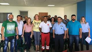 Ολοκλήρωση Προγράμματος Εκπαίδευσης Πρώτων Βοηθειών στη Διεύθυνση Αστυνομίας Πιερίας - Σώμα Εθελοντών Σαμαρειτών, Διασωστών και Ναυαγοσωστών Κατερίνης