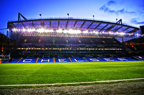 Stamford Bridge - Chelsea F.C. Stadium