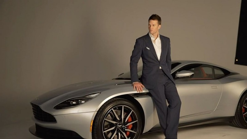 tom brady & aston martin unite - 'category of one: why beautiful