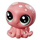 Littlest Pet Shop Series 1 Teensie Pets Ollie Octoped (#1-65) Pet