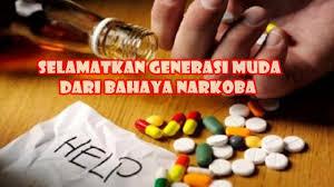 Narkoba Merajalela, Para Pemuda Menjadi Sasaran