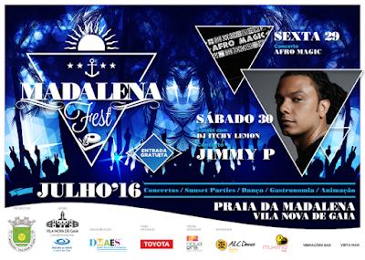 Programa Madalena Fest 2016