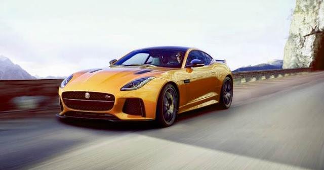 New 2017 Jaguar F-TYPE Price