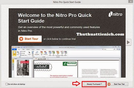 nitro pro activation assistant