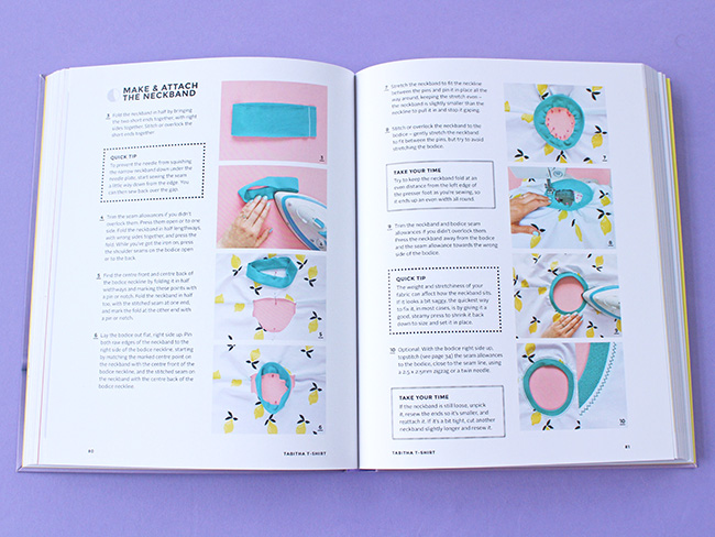 Make It Simple book - Tilly and the Buttons