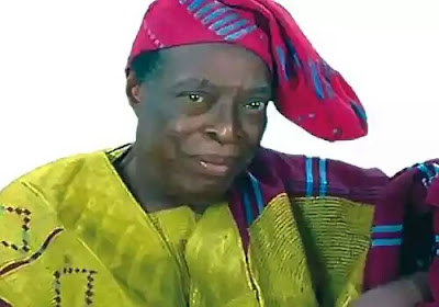 Sad News!! Veteran Nollywood actor Adebayo Faleti dies
