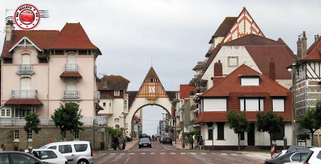 Paseo en segway en Le Touquet - mercado